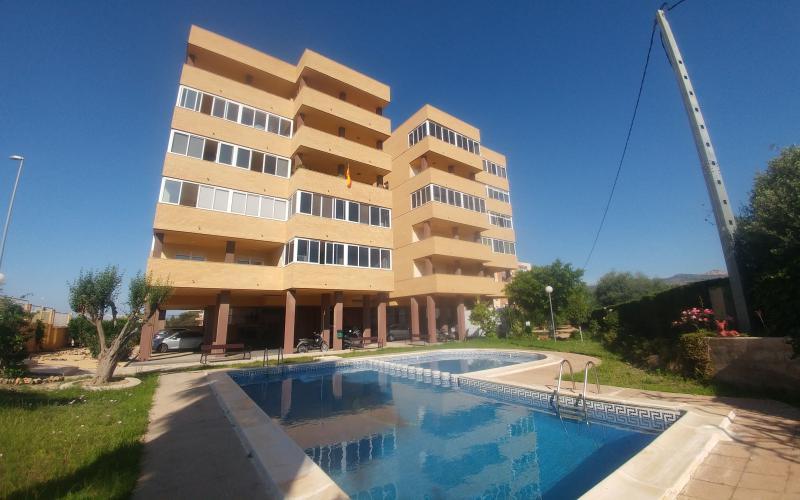 Cozy penthouse in Villajoyosa