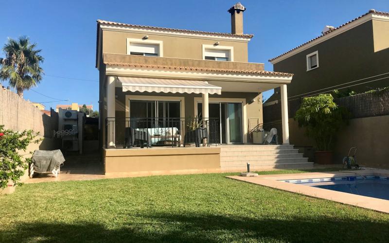 Villa in Villajoyosa for sale
